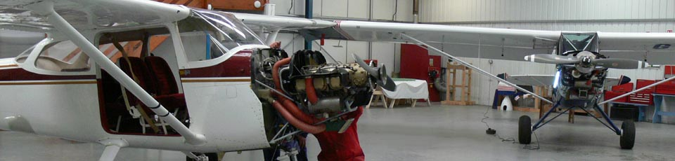Aircraft maintenance Workshop